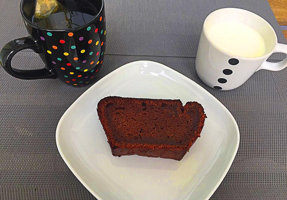 Alléger une recette de gâteau au chocolat