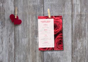 Idées Menus : réussir sa Saint-Valentin en confinement
